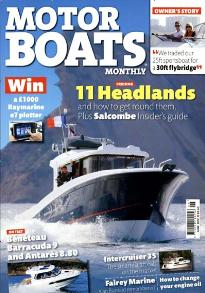 MOTORBOATS MONTHLY (GB)