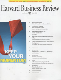 Harvard Business Review (US)