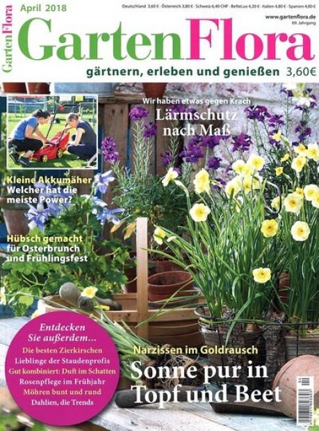 Zeitschriften haus und garten zeitschriften for Zeitschrift gartenflora