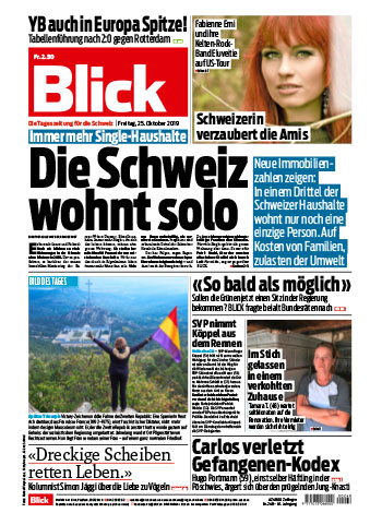 Blick Zeitung Schweiz