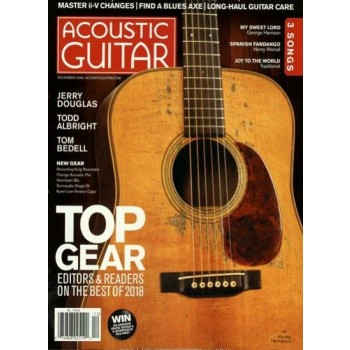 ACOUSTIC GUITAR (US)