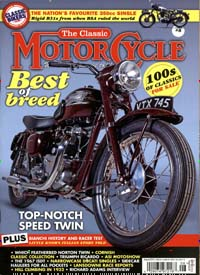 CLASSIC MOTOR CYCLE (GB)