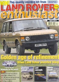 LAND ROVER ENTHUSIAST (GB)
