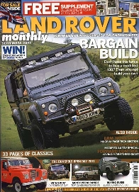 LANDROVER MONTHLY (GB)