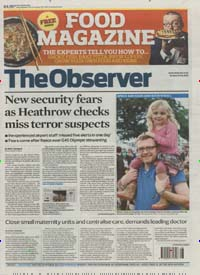 OBSERVER, THE (GB)